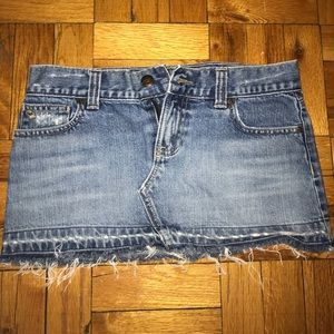 Abercrombie Kids - Denim Jean Skirt
